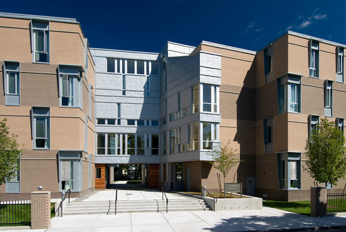Blackstone Residence Hall